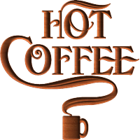 Hot Coffee Sign
