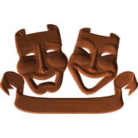 Theatre Masks 3