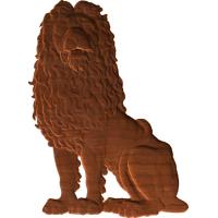 Ornamental Lion