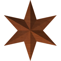 Six Pointed Star 2