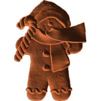 Gingerbread man-184