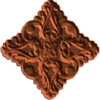 Cross on Star
