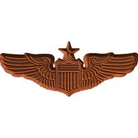 AF Sr Pilot Badge