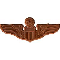 AF Mstr Pilot Badge