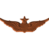 ArmySr Aviator Badge