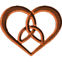 Celtic Love Heart