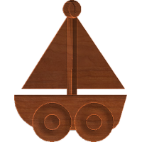Toy Boat 01
