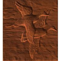 Two Flying Ducks (2)