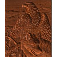Wolf & Sitting Eagle