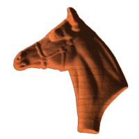 Horse Bust 01
