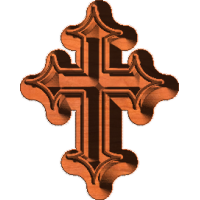 Cross (pointed)