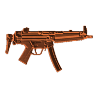 Submachine Gun 1