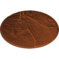 Horse Oval