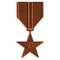 Medal Bronze Star