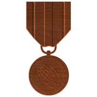 Medal Humanitarian Service
