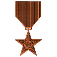 Medal Silver Star