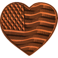Flag (Heart)