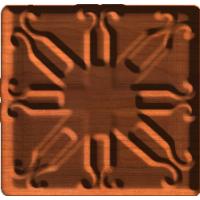 Square Centerpiece Rosette