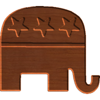 Republican - Elephant