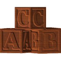 Toy Blocks - ABC