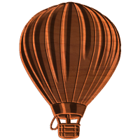Hot Air Balloon DH