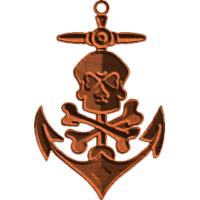 Anchor & Skull