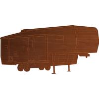 Fifth Wheel Camper 2