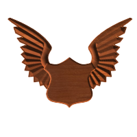 Winged Shield