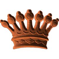 Crown With Diamonds