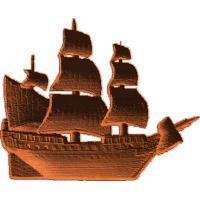 Pirate Ship-CL