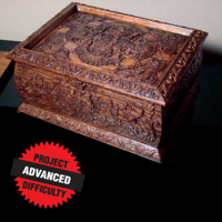 NeoClassical Keepsake Box