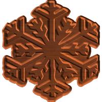 Snowflake 08