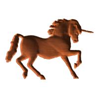 Unicorn Prancing