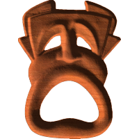 Tradgedy Mask