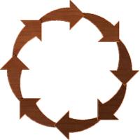 Arrow Circle - 8