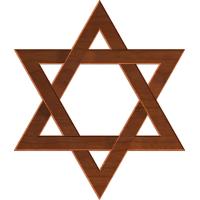Star Of David 6x68 - 1