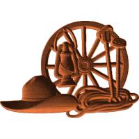 15 Western Theme Patterns