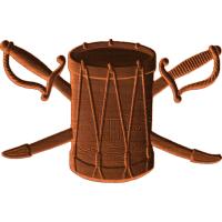 Western Drums Swords Civil War