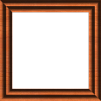 Rounded Square Frame or Border 003 A