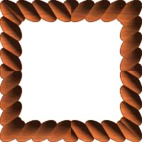 Impressionistic Rope Frame 003