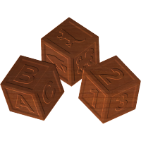 Toy Blocks 4