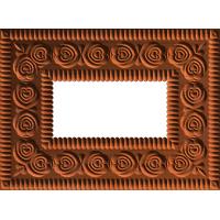 Rectangular Neoclassic Frame or Border