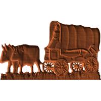 American Pioneers Wagon1