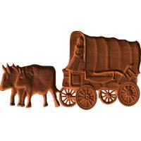 American Pioneers Wagon2
