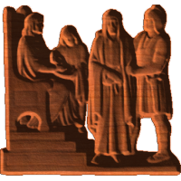 Station of the Cross - 1st