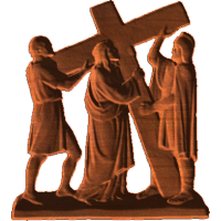 Station of the Cross - 2nd