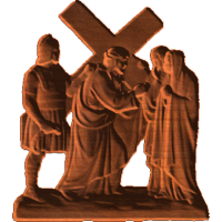 Station of the Cross - 4th
