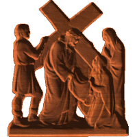 Station of the Cross - 6th