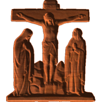 Station of the Cross - 12th