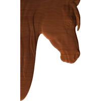 Horse Head Corbel